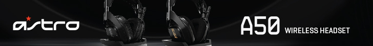 Astro A50 728x90 The Rock JBL Under Armour Headphones At JB Hi Fi
