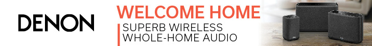 Denon Home 728x90 New Audio Technica True Wireless Earphones Now Available From JB Hi Fi