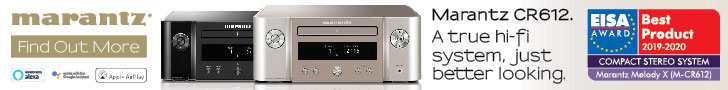 Marantz EISA 728x90 1 Roksan Returns With New Amps & CD Players