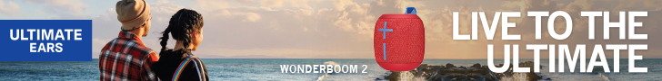 Ultimate Ears Wonderboom 2 728x90 2020 Set To Be A Big Year For Sharp New Air Purifiers, Refrigerators & Induction Cooking