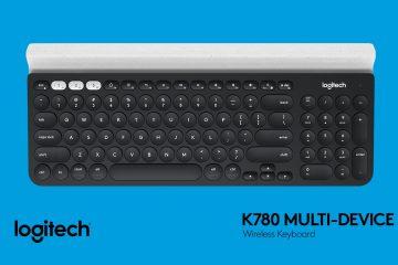 Logitech K780 Keyboard