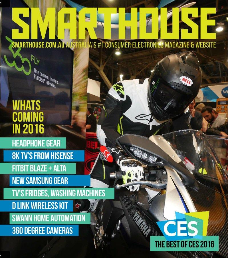 CES 2016 Magazines
