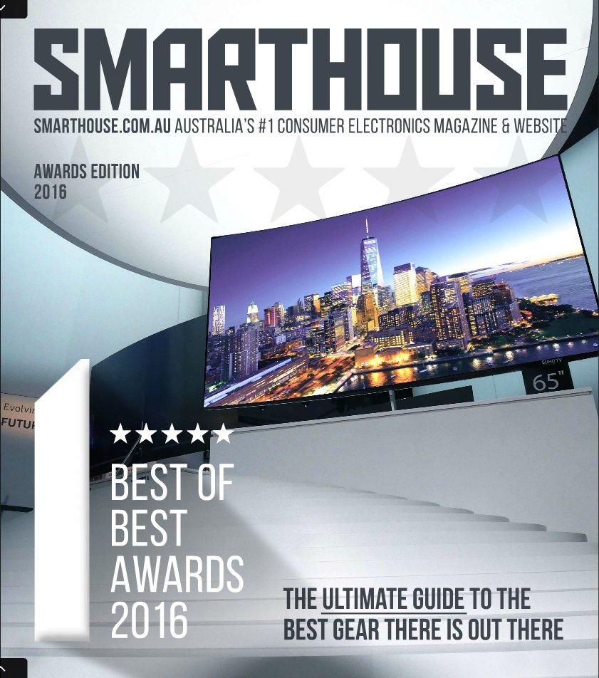 SH awards Magazines