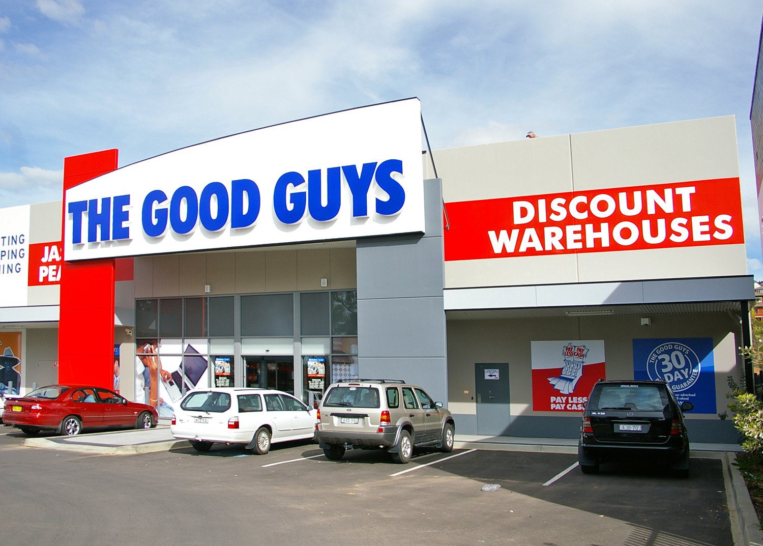 The Good Guys 3 COMMENT: The Good Guys Under Smart Will The Brand Get Roughed Up A Bit?