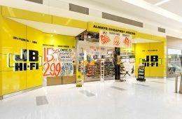 JB Hi-Fi Store