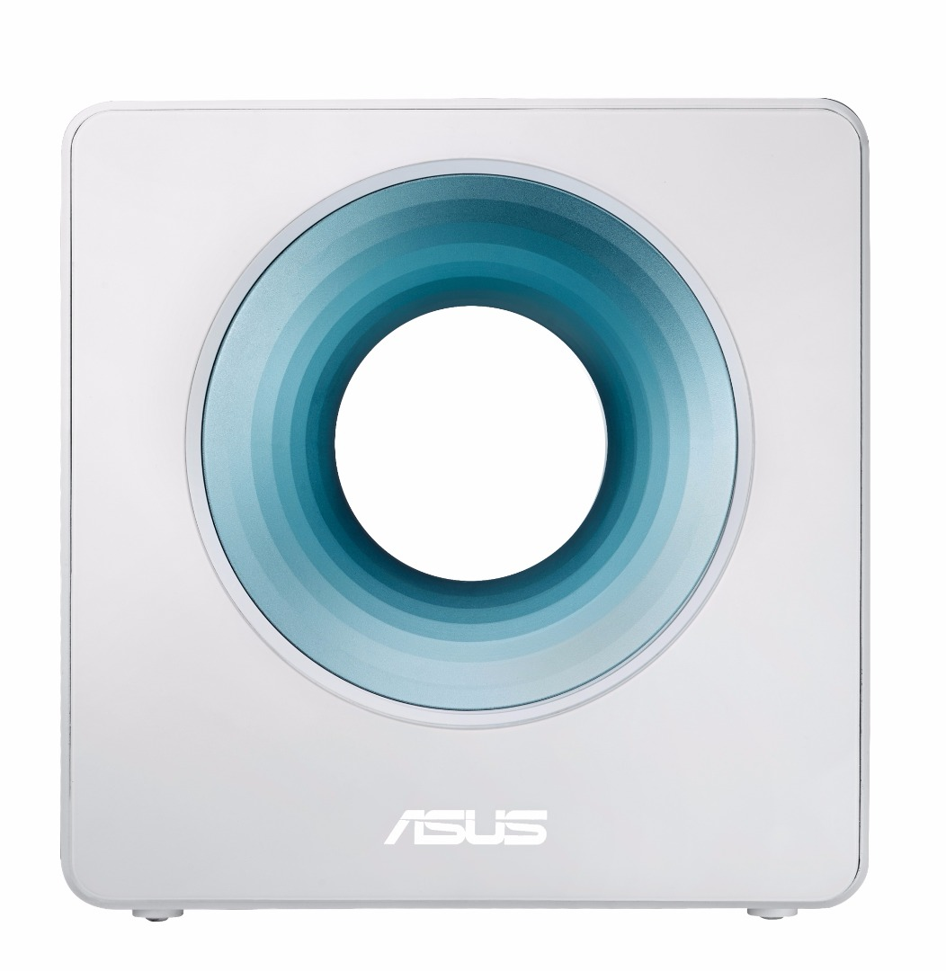 ASUS Blue Cave ASUS Redesigns The Wi Fi Router