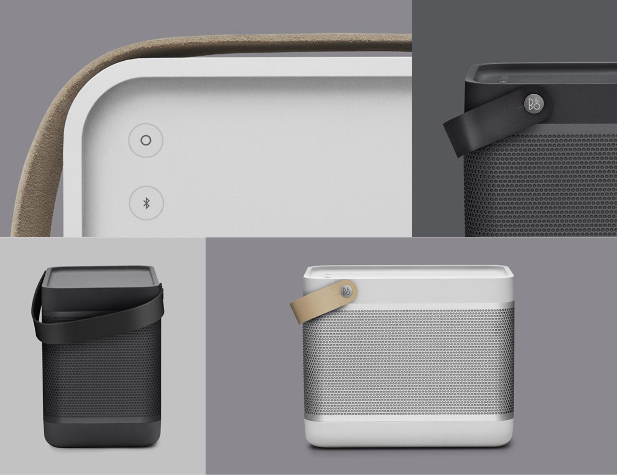 BO Beolit 17 Product B&O Refine Their Rugged Speaker Range