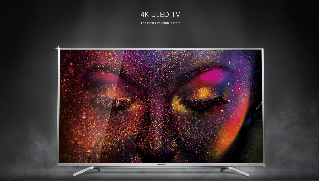 Review: Hisense Series 7 55-Inch ULED TV Knows Its Strengths