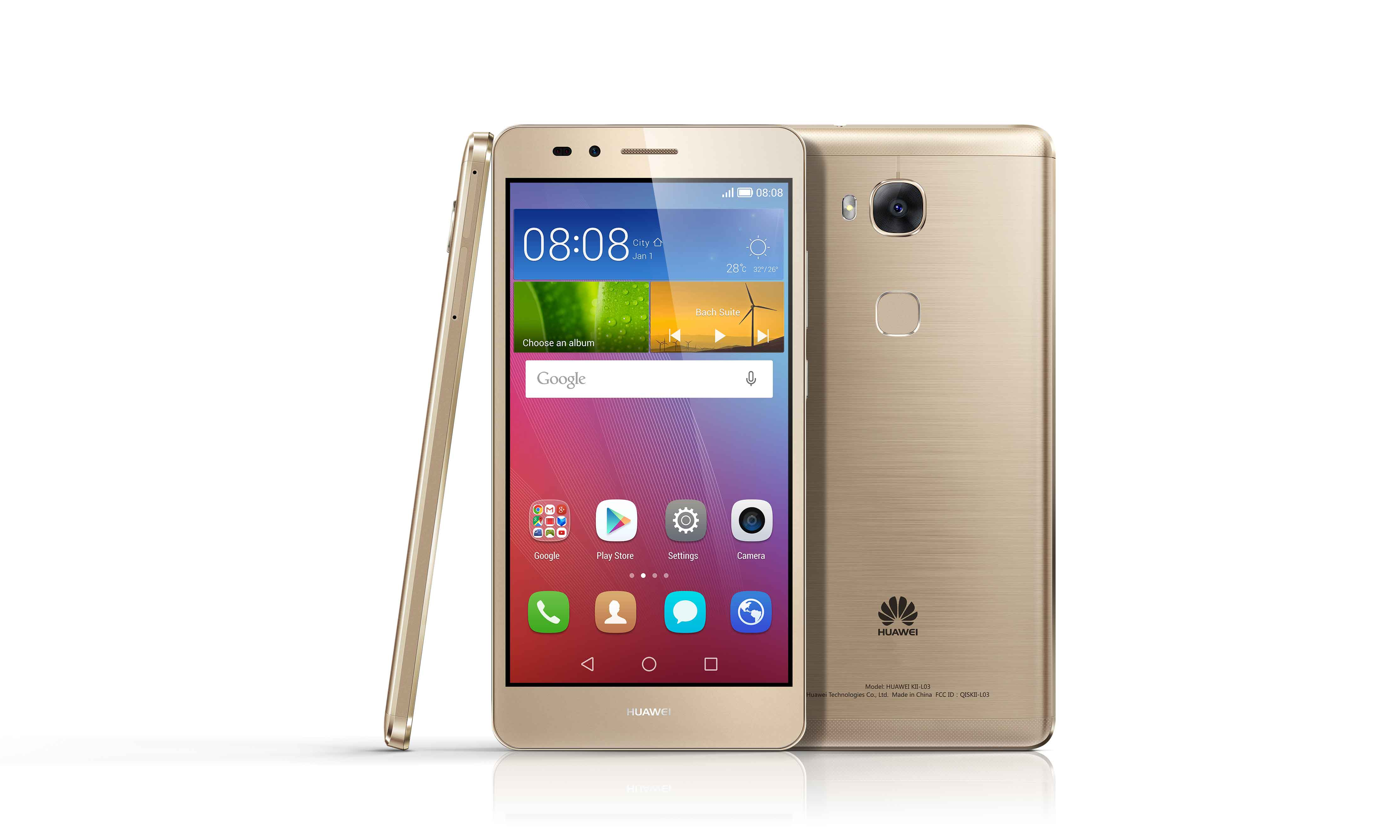 Huawei GR5 Product Huawei Takes Dual Camera To Budget Space