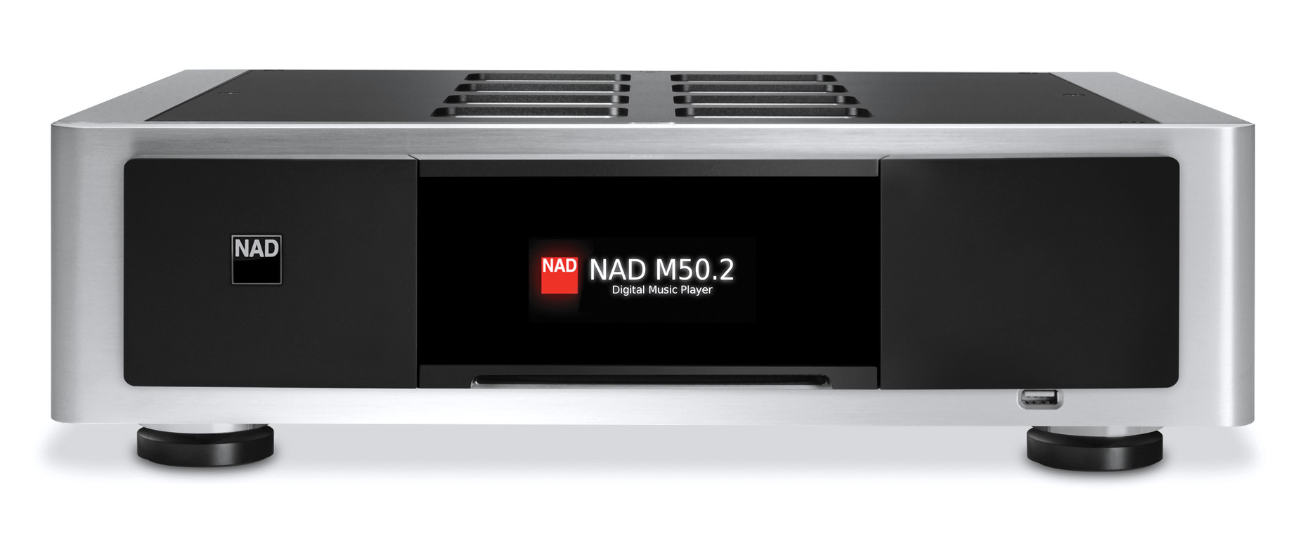 NAD M50.2 NAD Appeals To High Res Audio Fans With Two New Products