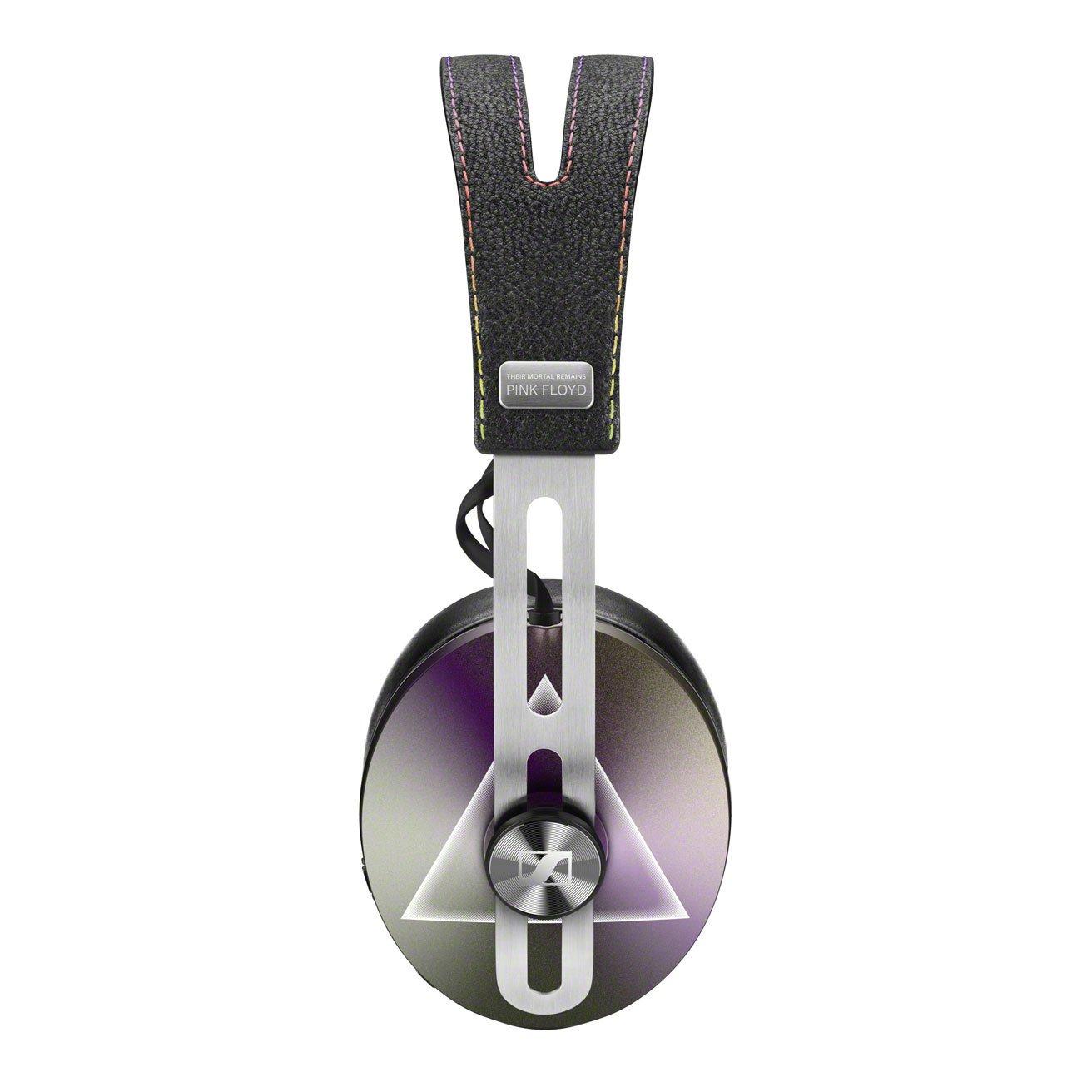 Sennheiser Pink Floyd Product Sennheiser Takes Headphones To The Dark Side of the Moon