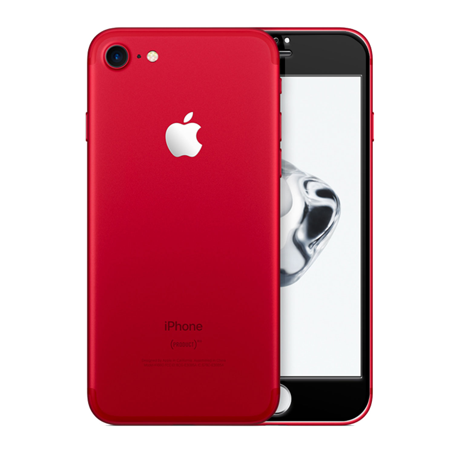 iPhone Red Product Apple Turn iPhone 7 Red For Charity
