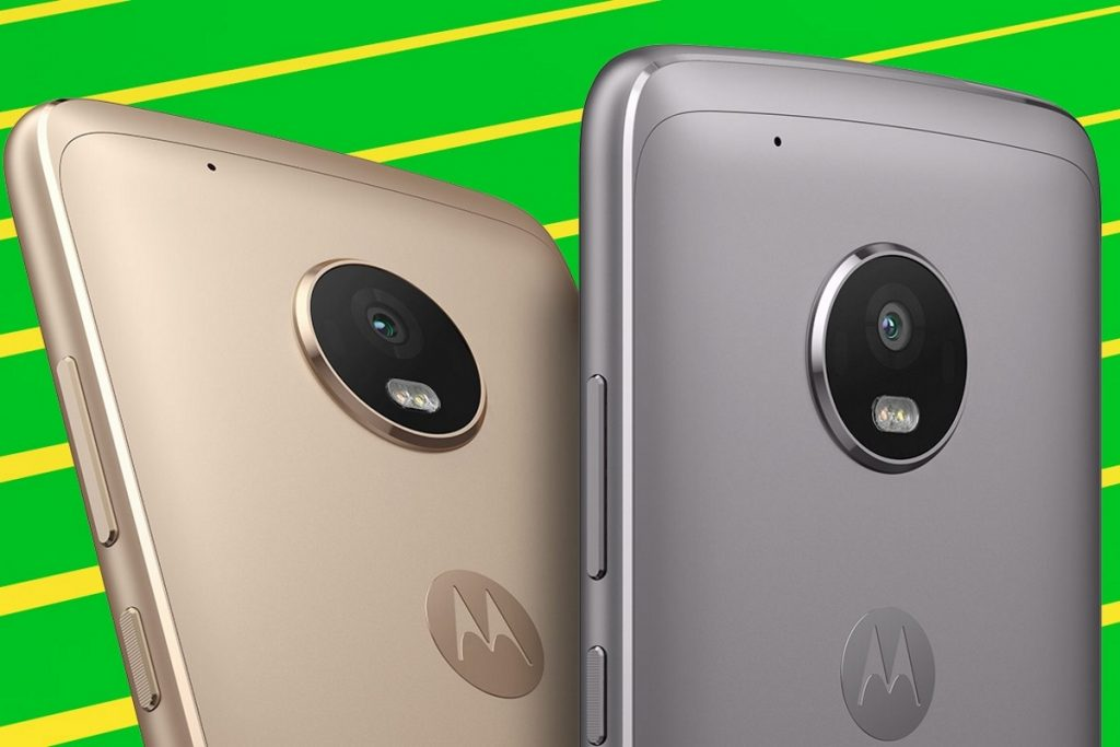 Moto Z2 Play, Z2 Force, and Moto E4 Plus press renders leaked