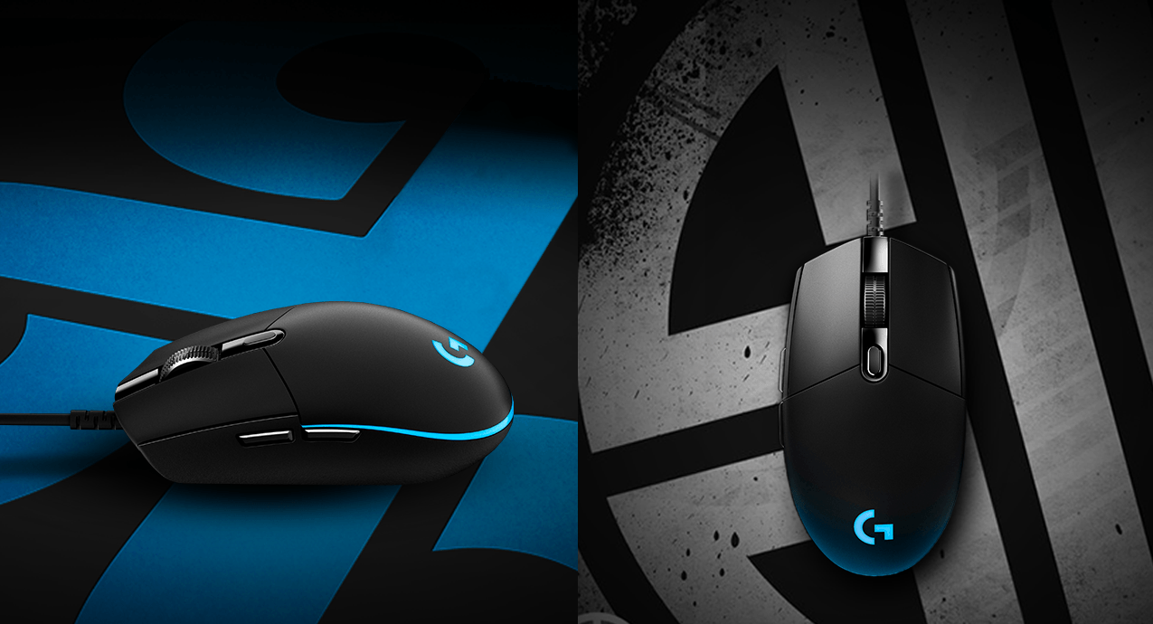 pro gaming mouse ghp Logitech Launch New Gaming Mouse + Keyboard
