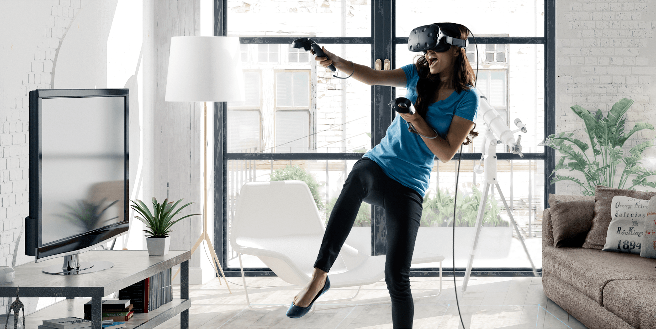 139556 htc vive Virtual Reality Explained: Dedicated Headsets