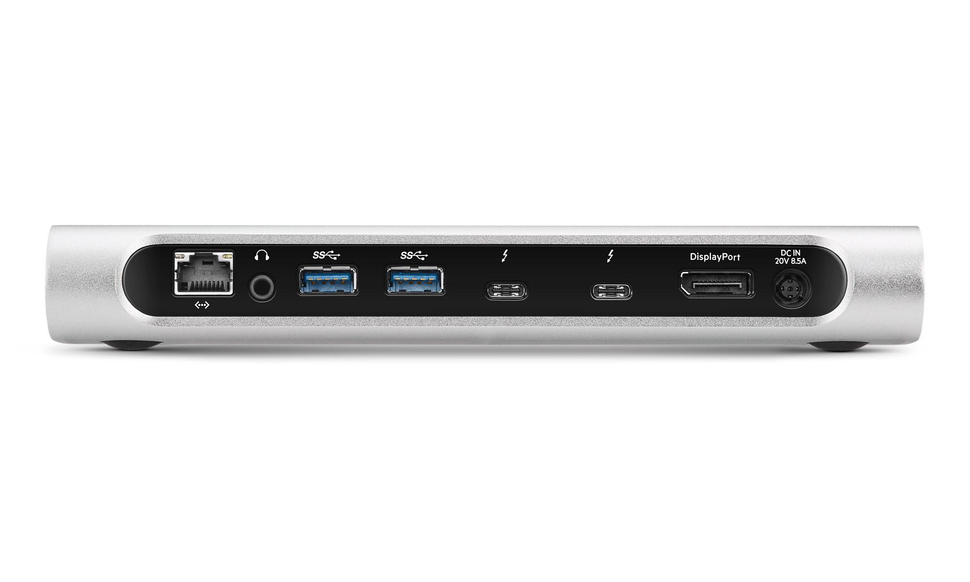 Belkin Thunderbolt 3 ports Belkin Announces Thunderbolt 3 Dock For New Macs