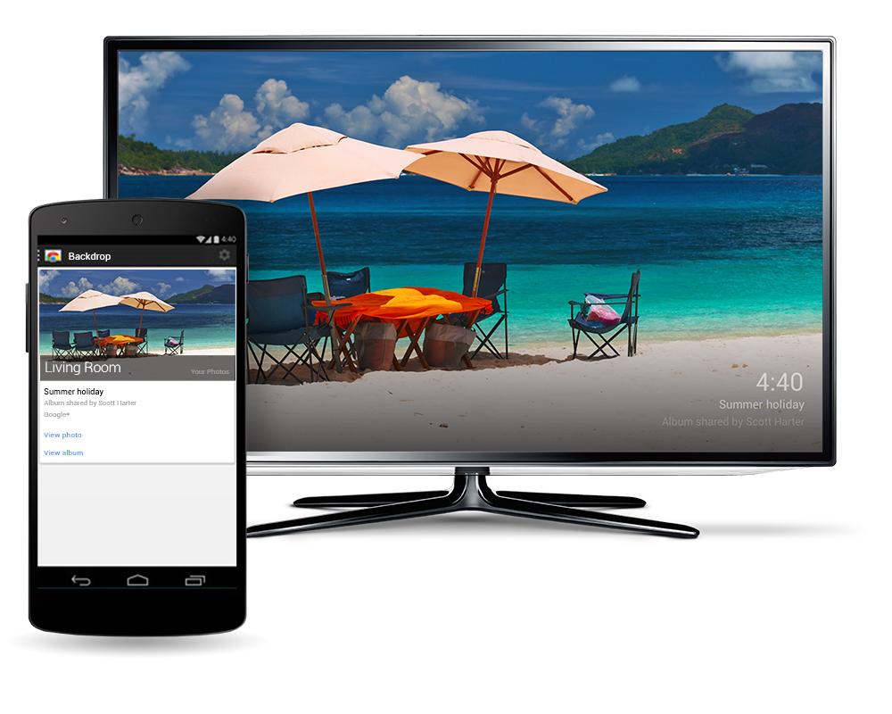 Chromecast Backdrop Google To Showcase Pixel Photography On Chromecast