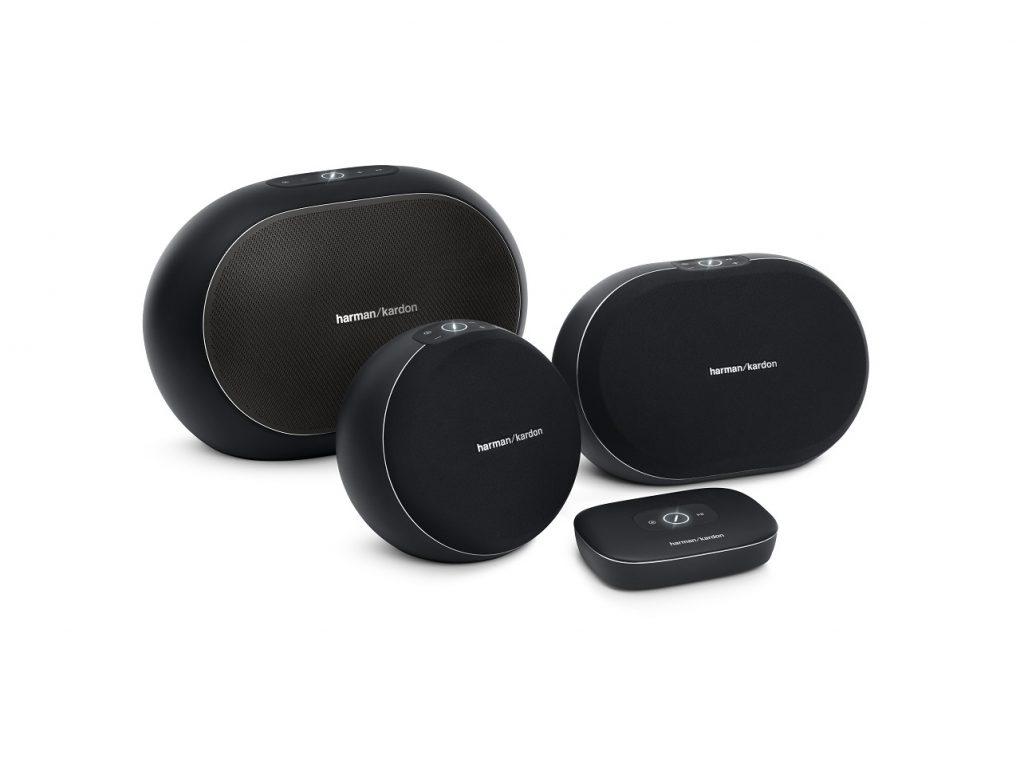 HK OMNI  GROUP2 BLACK x1 1024x767 Harman Kardon Take On Sonos With Omni+ Speakers