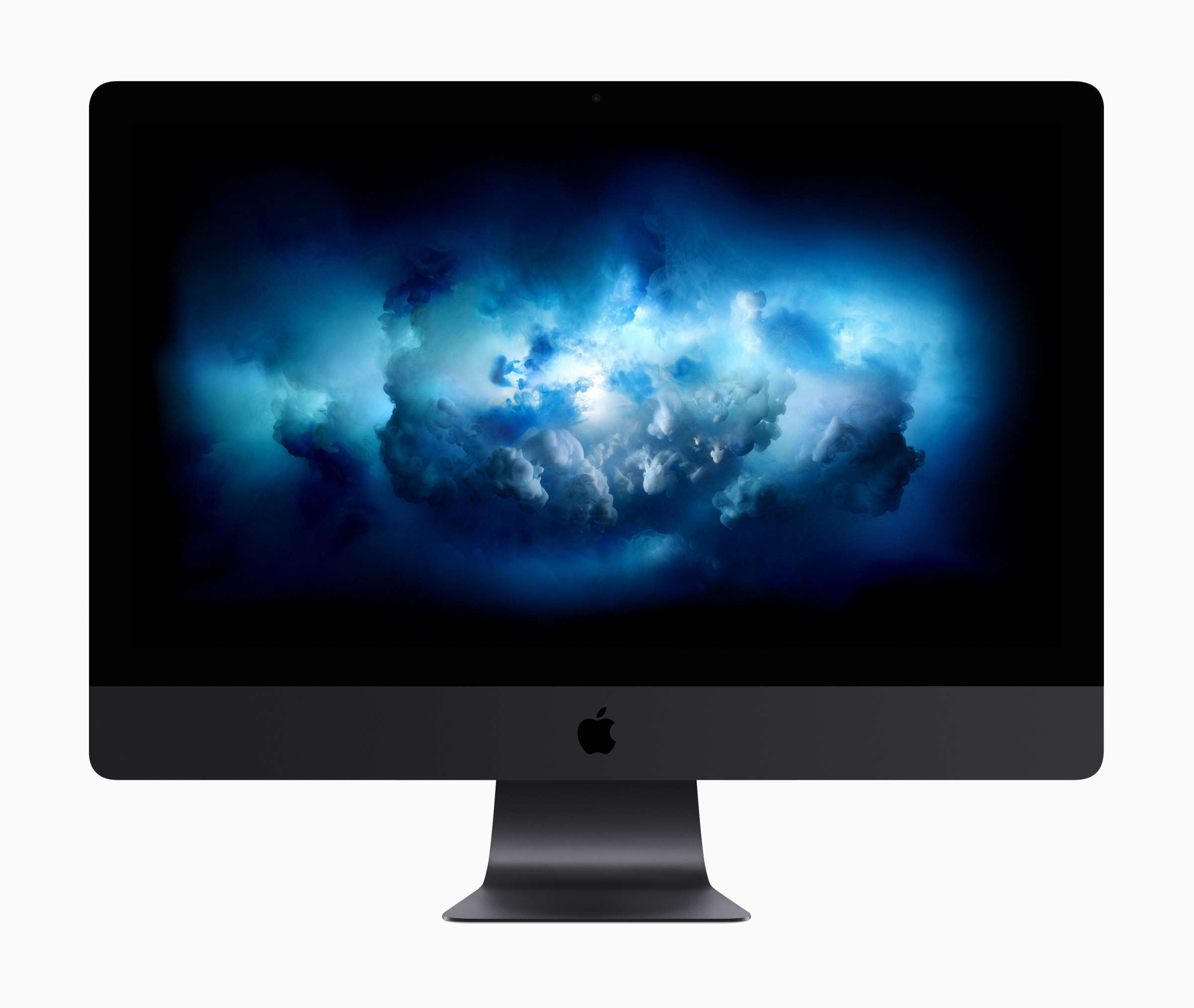 new 2017 imac pro dark grey front Apple Unveils Powerful New iMac Pro