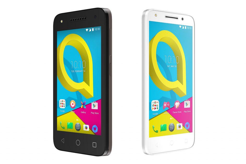 Alcatel U3 U5 1024x682 Alcatel Pitches To Budget Buyers With U3 + U5 Smartphones