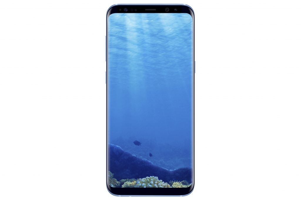 GS8 Coral Blue  1024x682 Samsung Rounds Out Range With Coral Blue S8