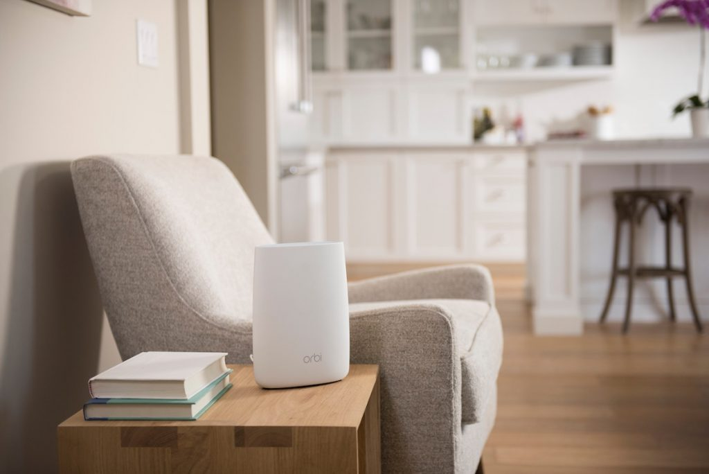 NetGear Orbi lifestyle 01 1024x684 1 Review: Netgears New Orbi Is Slimmer, Cheaper, Better