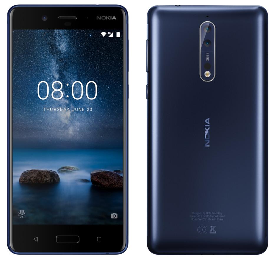 Nokia 8 Nokias Flagship Smartphone Revealed In New Leak