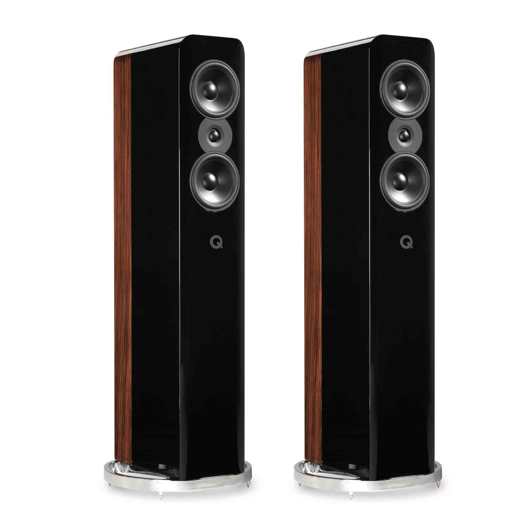 QA CONCEPT 500 BGL Q Acoustics Rocks $10K Speaker Market With Concept 500
