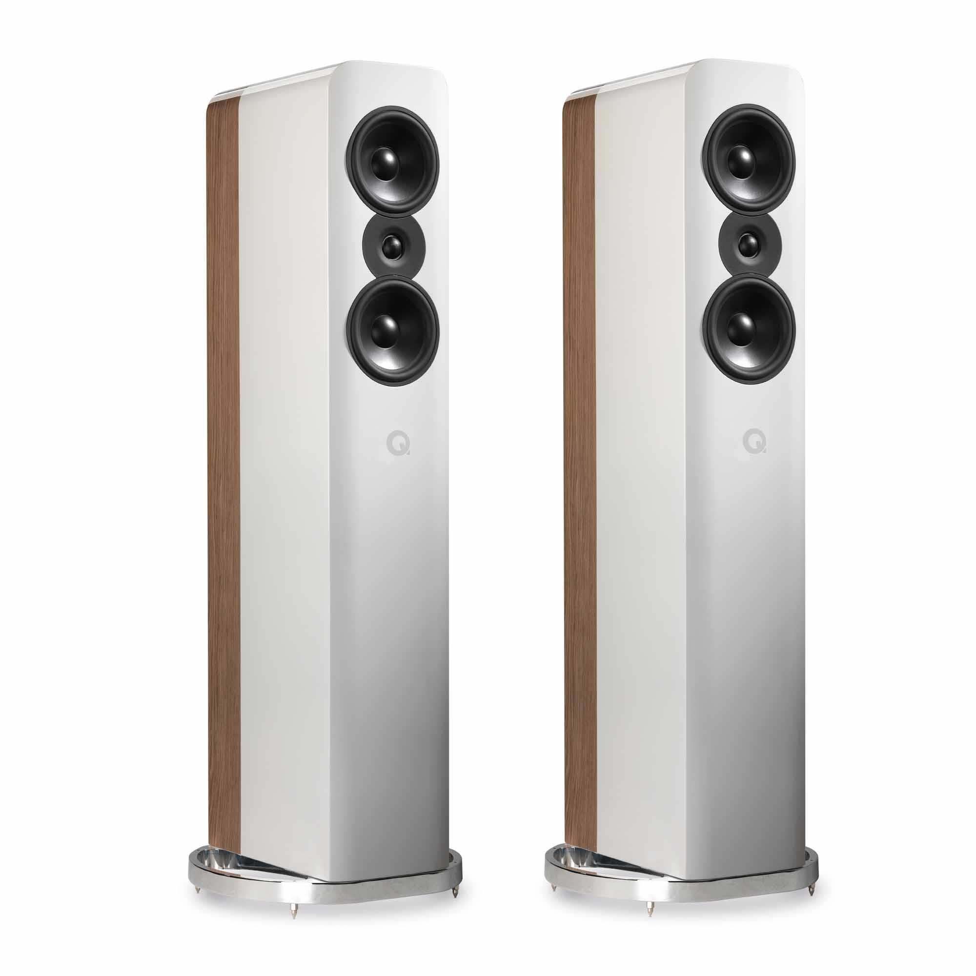 QA CONCEPT 500 BGL 2  Q Acoustics Rocks $10K Speaker Market With Concept 500
