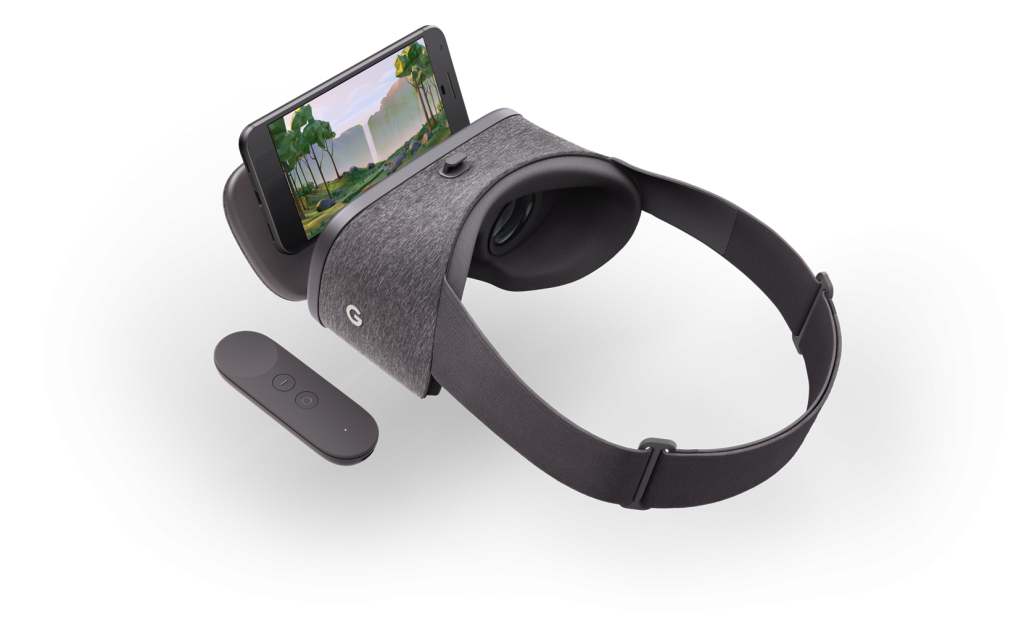daydream view 1024x637 Virtual Reality Explained: Going Mobile