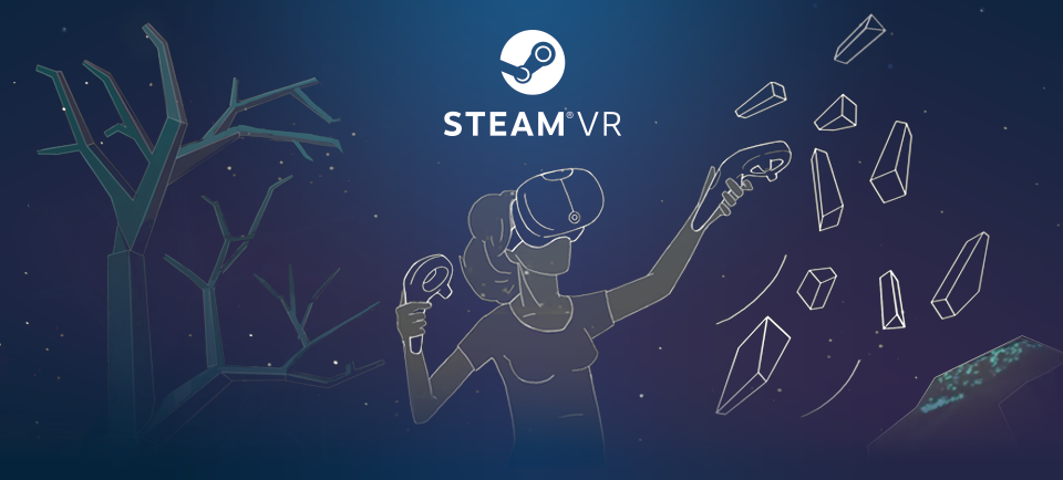 steamvr header Virtual Reality Explained: HTC Vive