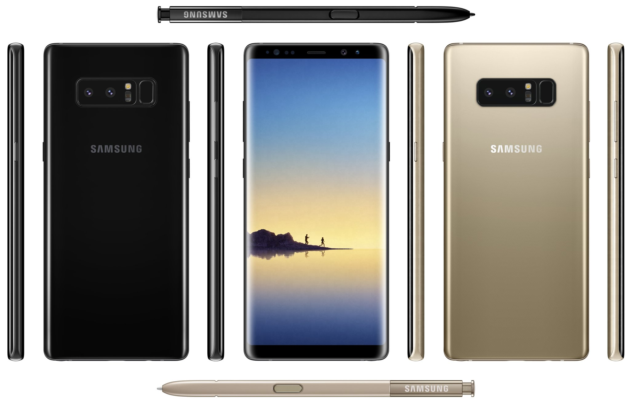 Samsung Galaxy Note 8 1 New Samsung Note 8 Is Going To Make Life Complicated For Apple