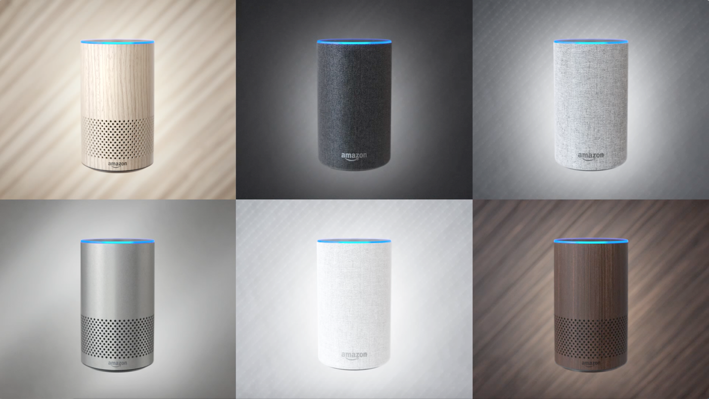 Amazon Launches 5 New Echo Devices and A 4K Fire TV