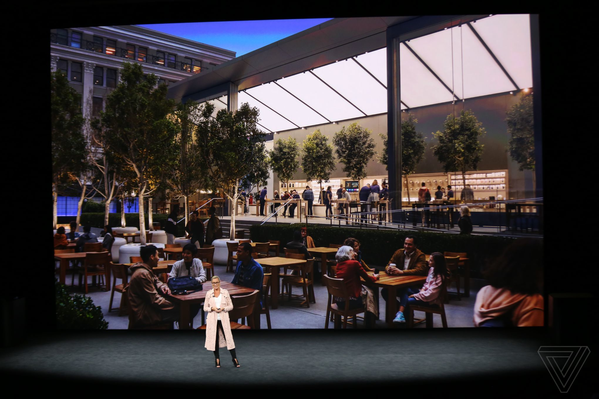 "Apple Stores 4 Major Upgrade For Apple Stores Now Called ""Town Squares"""