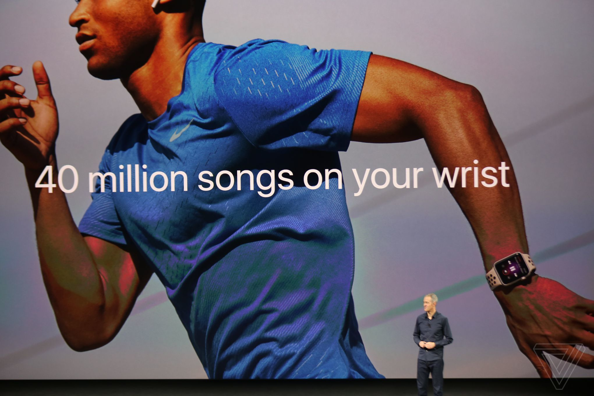 Apple Watch2 New Apple Series 3 Watch Slammed Apple Issue Statement