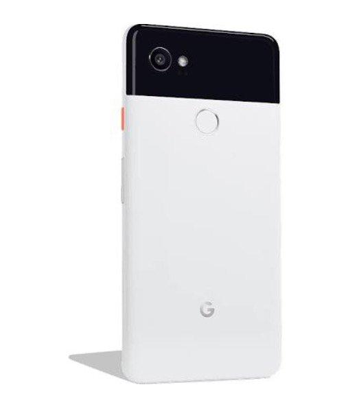 Google Pixel Black White Google Pixel 2 XL Leaks Ahead Of Launch