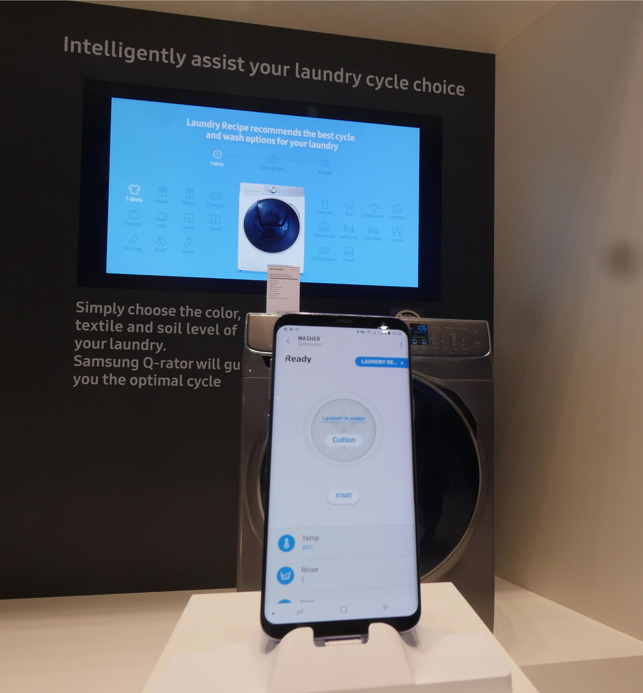 Samsung QuickDrive3 Q Drive Is Coming To OZ, It Cuts Washing Times By 50%