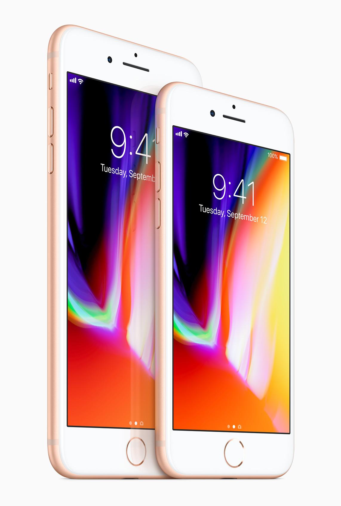 Australian Post-Paid Plans iPhone 8