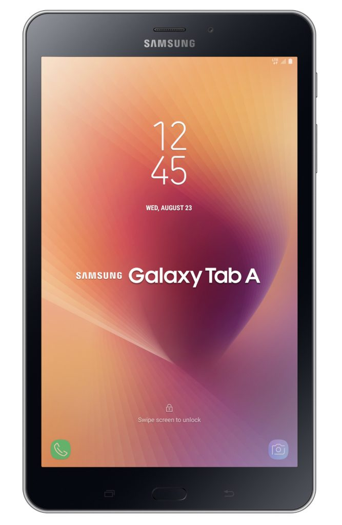 4g front use 667x1024 Samsung Releases New Galaxy Tab A 8.0