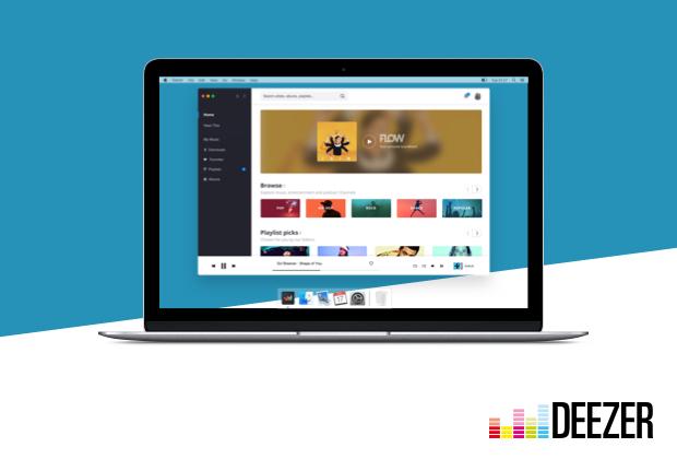Deezer Desktop Deezer Debuts Lossless Audio & New Desktop App