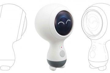 Samsung Reveals Revamped Gear 360 4K VR Camera