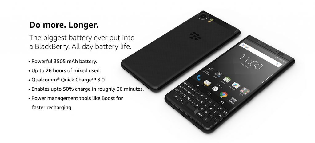 blackberry 1 1024x465 REVIEW: The KEYone Black Is For BlackBerry Fans, And Little Else