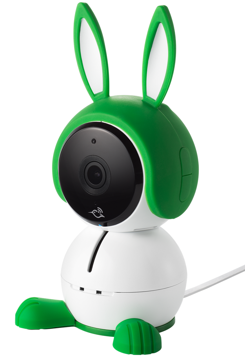 ABC1000 bunny left transparent REVIEW: Arlo Baby by Netgear, A High Tech Baby Monitor