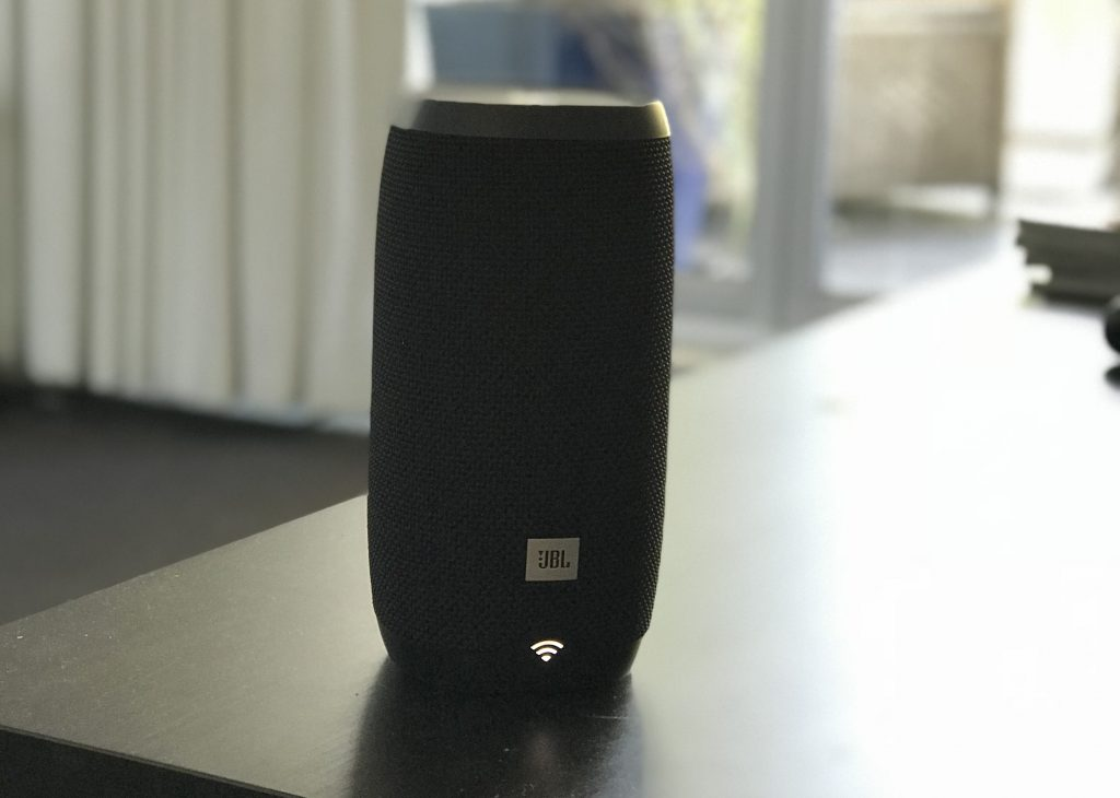 IMG 2136 e1513223504666 1024x730 REVIEW: JBL Link 10 Gets Smart with Google Assistant