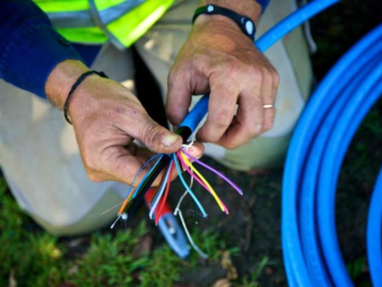 NBN Aussie Broadband To Build $1.8 Million Fibre Network