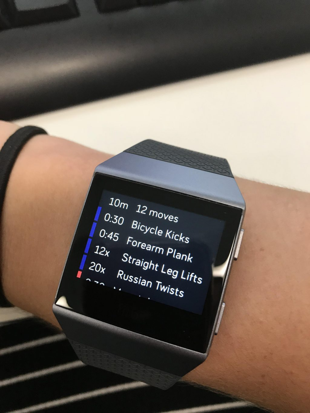ab list 1024x1365 REVIEW: Fitbit Ionic, The New And Improved Surge