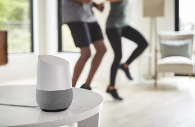 GoogleHome 2 Next Google Home Could Include Mesh Wi Fi