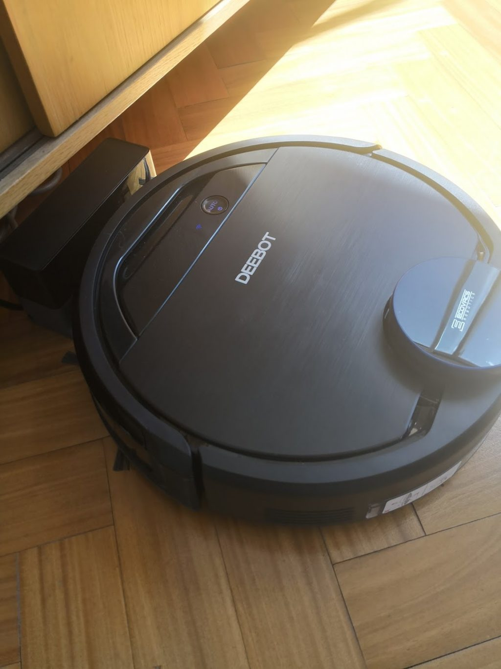 IMG 20180117 153307 1024x1365 REVIEW: Ecovacs Ozmo 930   The Cleaner I Always Wished I Had