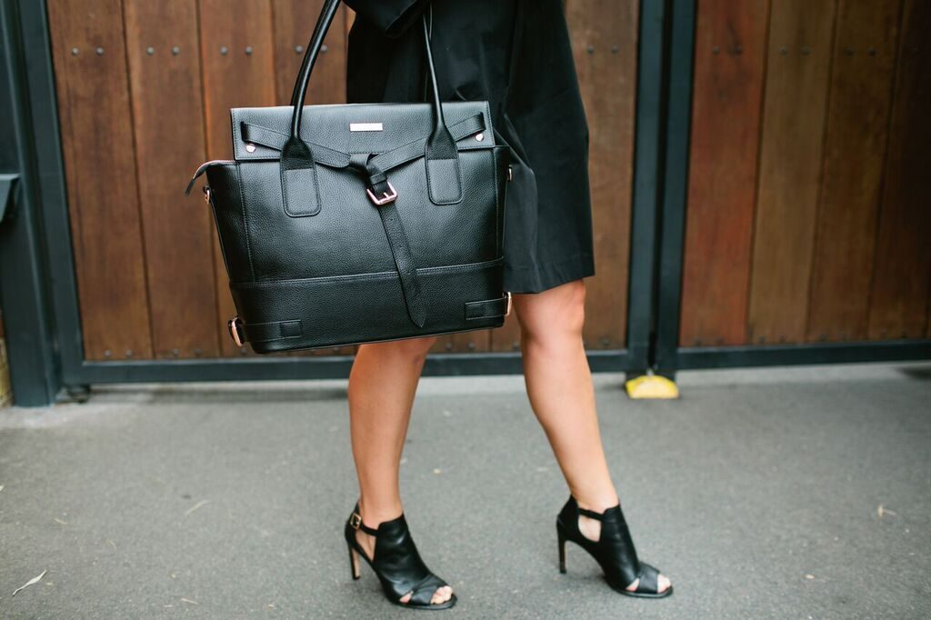 %name Code Republic Breaks The Mould With Stylish Work Life Laptop Bags