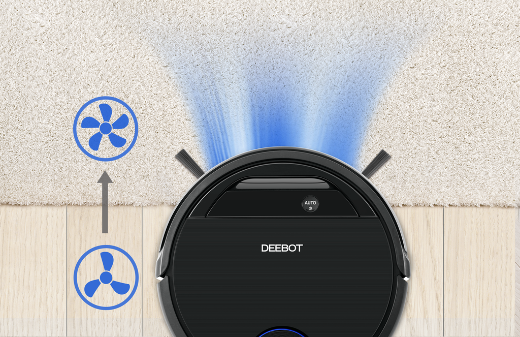 OZMO 930 Powerful Carpet Clean preview 2 REVIEW: Ecovacs Ozmo 930   The Cleaner I Always Wished I Had